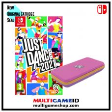 —PO/DP— Just Dance 2021 +Pouch (Nov 12, 2020)
