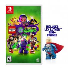 Lego DC Super Villians + Lego Character
