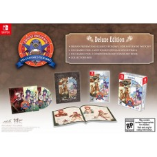 NIS Classics V1 Phantom Brave: The Hermuda Triangle Remastered Deluxe Edition