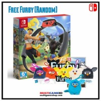 Ring Fit Adventure +Game +Furby