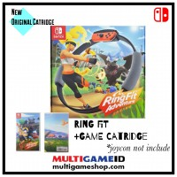 Ring Fit Adventure +Game