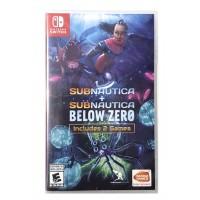 Subnautica +Subnautica Below Zero Bundle