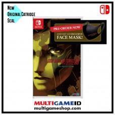 Shin Megami Tensei 3 Nocturne HD Remaster +Reuseable Mask