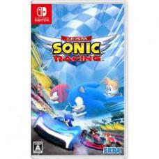 Sonic Team Racing (no seal)