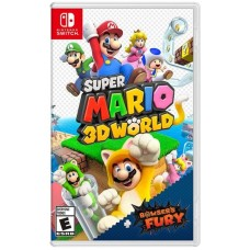 —PO/DP— Super Mario 3D World +Bowser's Fury (Feb 12, 2021)