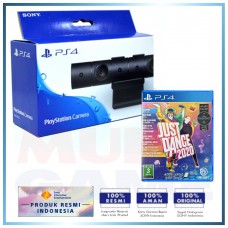 New Camera V2 (CUH-2EY-2G) +PS4 Just Dance 2020
