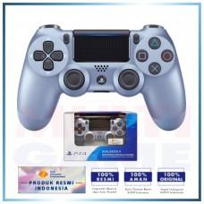 New DualShock 4 CUH-ZCT2G (Titanium Blue) Limited