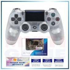 (Official) New DualShock 4 CUH-ZCT2G (Crystal Clear)