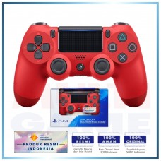 (Official) New DualShock 4 CUH-ZCT2G (Magma Red)