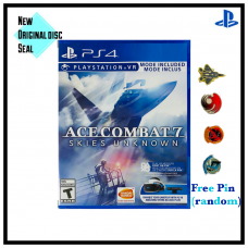 Ace Combat 7  +Pin (VR Competible)