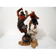 Assassin Creed Odyssey ALEXIOS & KASSANDRA (Figure Only)