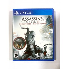 Assassin Creed III Remastered