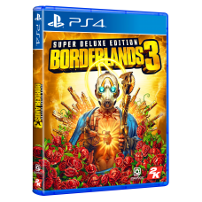 —PO/DP— Borderland 3 Super Deluxe Steelcase Edition +DLC +Postcards Pack (Sept 13, 2019)