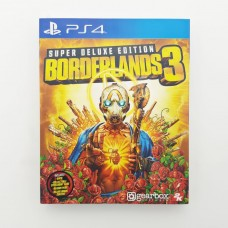 Borderland 3 Super Deluxe Steelcase Edition +DLC +Postcards Pack
