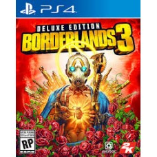 —PO/DP— Borderland 3 Deluxe Edition (Sept 13, 2019)