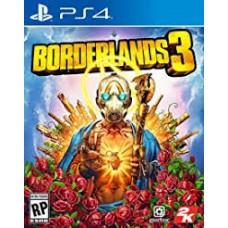 —PO/DP— Borderland 3 (Sept 13, 2019)