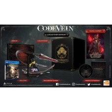 —PO/DP— Code Vein Collector Edition (Sept 27, 2019)
