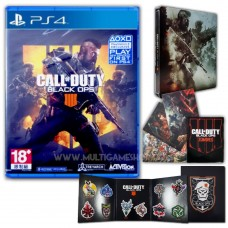 Call Of Duty Black Ops 4 +Steelcase+Patch (Online) (Rating 8.5) COD