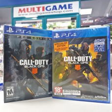 Call Of Duty Black Ops 4 PRO Edition +Steelcase (Online) COD