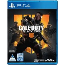 Call Of Duty Black Ops 4 + Specialist Edition Content (Online) (Rating 8.5) Special Price