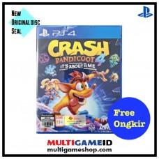 (Free Ongkir) Crash Bandicoot 4 Its About Time