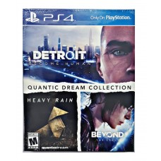 Detroit Become Human, Heavy Rain & Beyond Two Souls