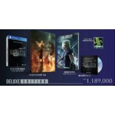 —PO— Final Fantasy VII Remake Deluxe Steelcase Edition (April 10, 2020)