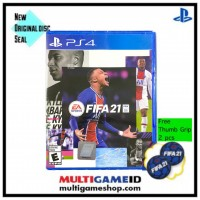 FIFA 21 +Thumb Grip