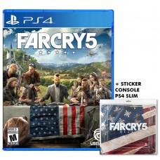 Far Cry 5 +Sticker Console