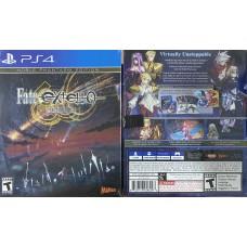 Fate Extella Umbral Star Noble Phantasm Collector Edition