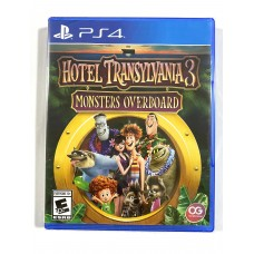 Hotel Transylvania 3 Monster Overboard