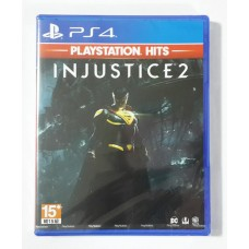 Injustice 2 Playstation Hits (Fighting) DC FANDOME