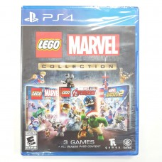 Lego Marvel Collection (Marvel SH 1 & 2, Marvel Avenger)