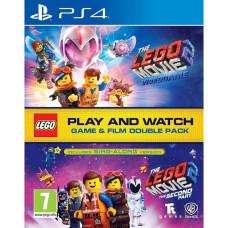 Lego Movie 2 + The Lego Movie 2 BlueRayDisc MOVIE (Double Pack)