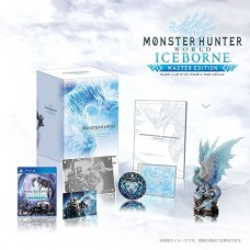 —PO/DP— Monster Hunter Iceborne Collector's Master Edition (Sept 06, 2019)