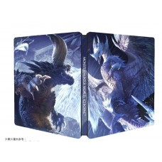 —PO/DP— Monster Hunter Iceborne Master Edition +Bonus Steelcase (Sept 06, 2019)