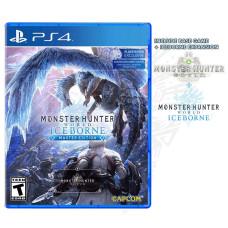 Monster Hunter Game +Expansion Iceborne