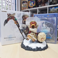 Monster Hunter Iceborne Master Edition +Palico Controller Holder +Steelcase