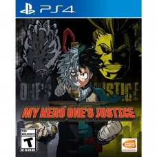 My Hero One Justice (Fighting)