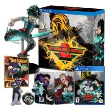 My Hero One Justice 2 Collector Edition (Fighting)