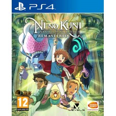 —PO/DP— Ni No Kuni Wrath of the White Witch Remastered (Sept 20, 2019)