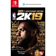NBA 2K19 20th Anniversary Edition (Sport)