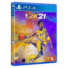 NBA 2K21 Mamba Forever Edition +Poster