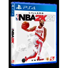 NBA 2K21 +Bonus 5K VC and 2 MyTEAM Promo Packs