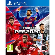 PES Pro Evolution Soccer 2020 eFootball (Sport) R2