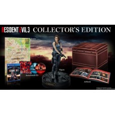 Resident Evil 3 Remake Collector Edition