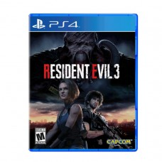 —PO/DP— Resident Evil 3 Remake (April 03, 2020)
