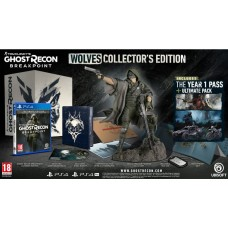 —PO/DP— Tom Clancy's Ghost Recon Breakpoint Wolves Collector's Edition (Oct 04, 2019)
