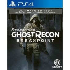 —PO/DP— Tom Clancy's Ghost Recon Breakpoint Ultimate Edition (Oct 01, 2019)
