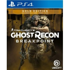 —PO/DP— Tom Clancy's Ghost Recon Breakpoint Gold Edition (Oct 01, 2019)